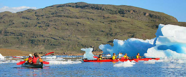 greenland best adventure kayaking