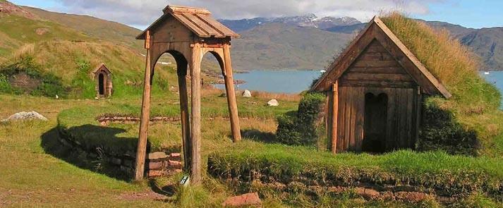 qassiarsuk viking reconstructions
