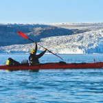 kayaking qaleraliq glaier fronts