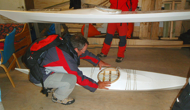 Qaqortoq kayak club