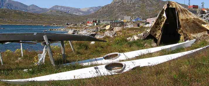 Nanortalik museum, South Greenland