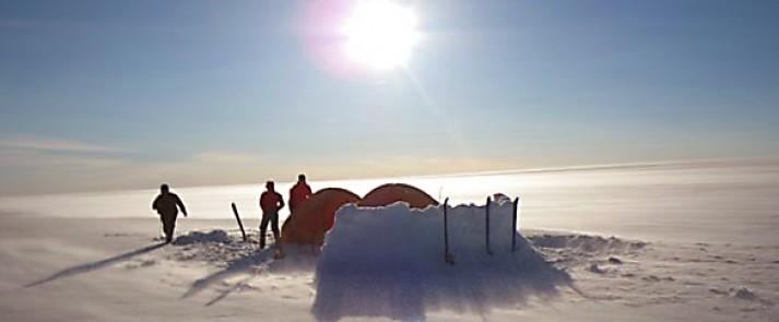 inlandis ice defense