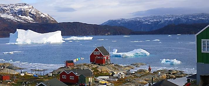 ilulissat icebergs